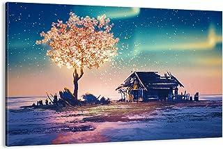 ARTTOR Toile Decoration Murale. Tableaux, Posters et Arts Décoratif. Impression sur Toile. Toutes Tailles et Différents T...