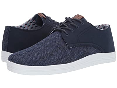 Ben Sherman Payton (Navy Linen 2) Men