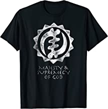 African Adinkra meaning MAJESTY SUPREMACY OF GOD t-shirt