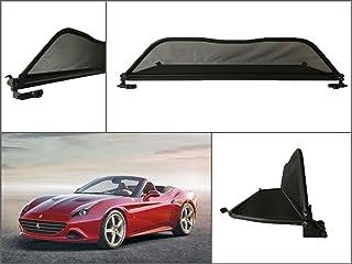 Filets coupe-vent pour cabriolet Accessoires auto K & R Filet Anti-Remous Coupe de vent BMW 1 Typ E88 E 88 Déflecteur de Vent