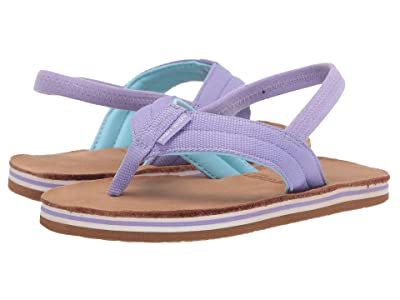 hari mari Kids Scouts (Toddler) (Violet/Tan) Girls Shoes