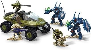 Mega Construx Halo Warthog Run