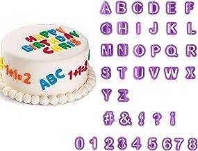 alphabet cutters for fondant