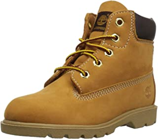 """Timberland Kids' 6"""" Classic Ankle Boot"""
