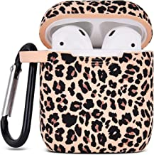 Airpod Case AIRSPO Airpods Case Cover for Apple AirPods 2&1 Cute Airpod Case for Girls Silicone Protective Skin Airpods Ac...