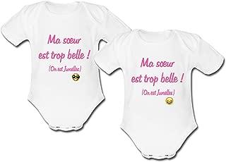 Maman a Toujours Raison ! Humour Body B/éb/é Manches Courtes yonacrea
