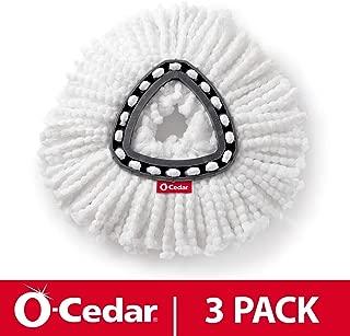 O-Cedar EasyWring Spin Mop Refill (Pack of 3)