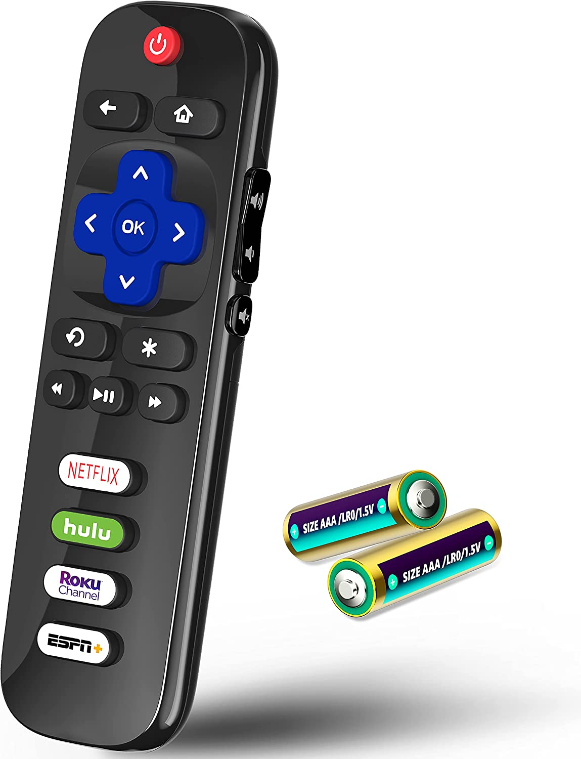 OMAIC OFFicial site Free Shipping Cheap Bargain Gift Universal Remote Control RC280 Fit TCL for All Smart Roku