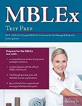 MBLEx Test Prep 2019-2020: 3 Full-Length MBLEx Practice Exams for the Massage & Bodywork Licensing Exam