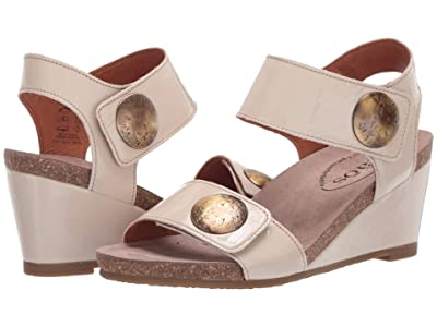 Taos Footwear Carousel 2 (Bone Patent) Women