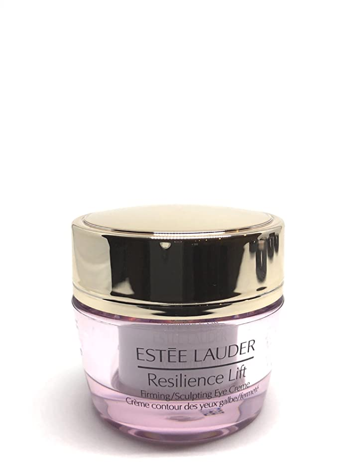 estee Lauder Resilience Lift Extreme Ultra Firming Eye Creme .34 Oz/10ml Unbox