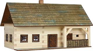 Walachia 8594036430037 8594036430037-bondgård fackverk trä modellbyggsats, modellbana spår 1/LGB 1:32