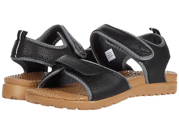 Acorn  Everyweartm Grafton Sandal (Black) Womens Sandals
