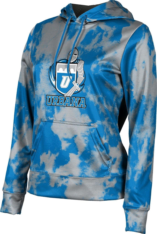 ProSphere Urbana University Girls' Pullover Hoodie, School Spirit Sweatshirt (Grunge)