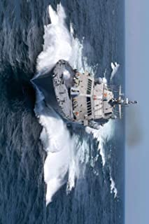 US Navy Littoral Combat Ship USS Detroit (LCS 7) Journal: Take Notes, Write Down Memories in this 150 Page Lined Journal