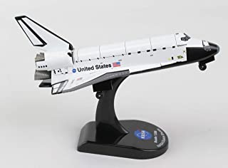 Daron Postage Stamp Space Shuttle Discovery Vehicle (1/300 Scale)