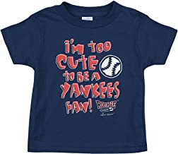 Rookie Wear by Smack Apparel Boston Fans. Too Cute. Navy Onesie (NB-18M) or Toddler Tee (2T-4T)