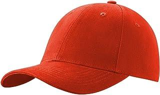 4sold Men Women 100% Baseball Cap Polo Style Classic Sports Casual Plain Sun Hat Hats Brass