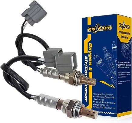 Kwiksen 2pcs Upstream Downstream Oxygen O2 Sensor 234-4098+234-4733 Universal Heated