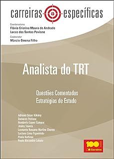 CARREIRAS ESPECÍFICAS - Analista do TRT