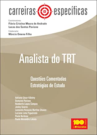 CARREIRAS ESPECÍFICAS - Analista do TRT