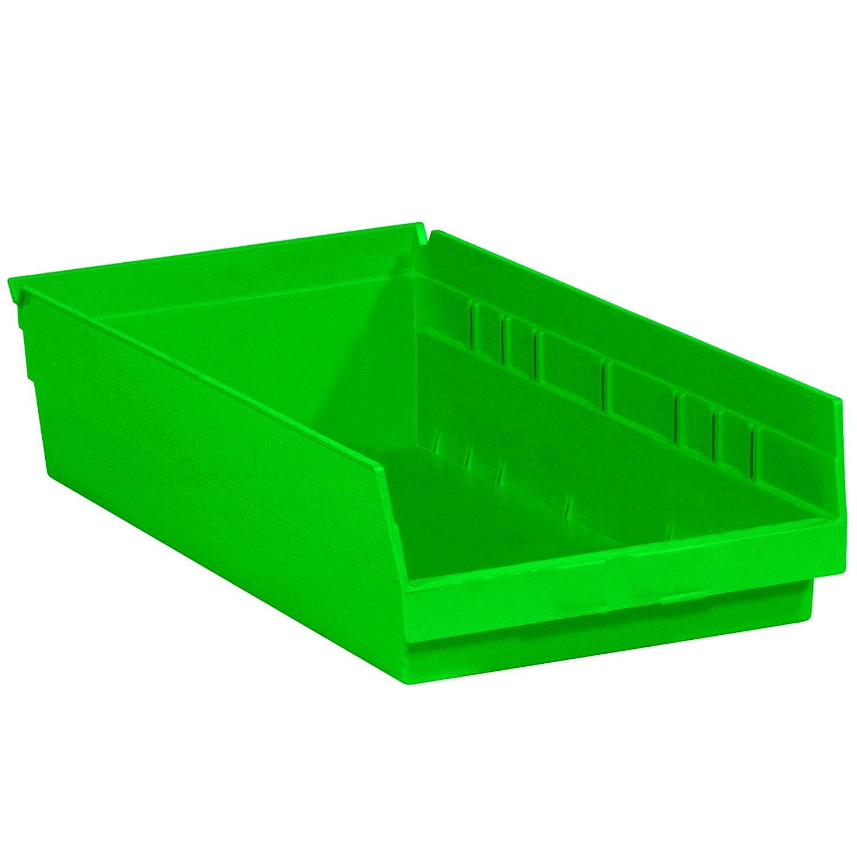 Partners Brand PBINPS114G Brand new Plastic Shelf Bins 8