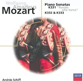Mozart: Piano Sonatas K.331, 332 & 333