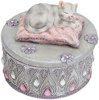 kitten jewelry box