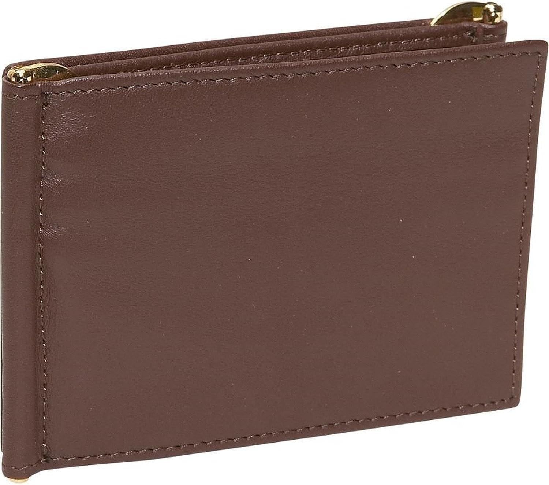 Royce Leather Men's Double Money Clip