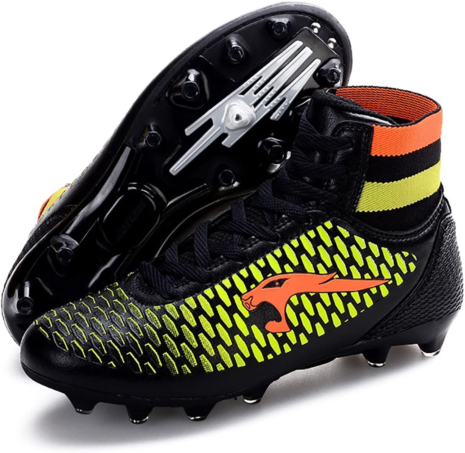 No.66 Town Performance High Top Firm-Ground AG TF Soccer Cleat Sneakers Football shoes