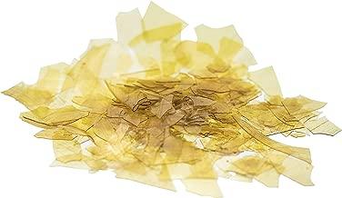 Dewaxed Blonde Shellac Flakes 1 Lb, or 16 Oz