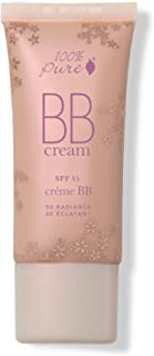 100 pure bb cream shades