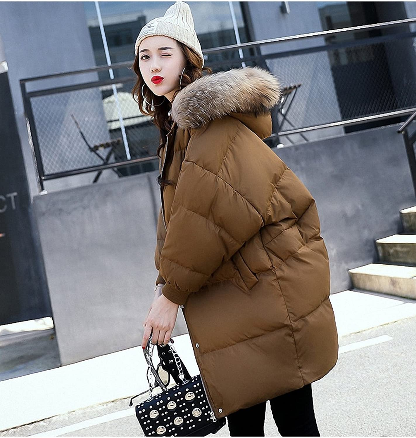 Womens Parka Winter Coat Jacket Warm Woman Parkas Female Overcoat Quilting Cotton Coat Winter Collection