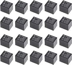 uxcell 20 Pcs JQC-3FF-S-Z DC 12V Coil SPDT 5P PCB Electromagnetic Power Relay