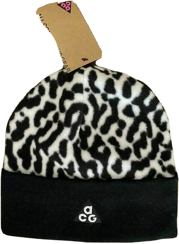 Nike ACG Fleece Beanie CT2404 100 Snow Hat Headwear Multicolor