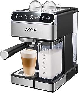 Unknown Cafetera automática y cafetera espresso con