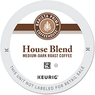 Barista Prima Coffeehouse 6612 House Blend Coffee K-Cups, 24/box