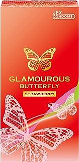 グラマラスバタフライ ストロベリーの香り 6個入