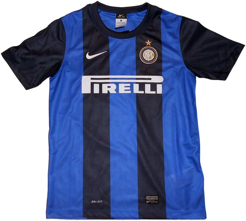 Nike FC Inter gestrickte gestrickte gestrickte Baby heimstadion Trikot 2012 13 B0095BKUZK  Jahresendverkauf 92c08b
