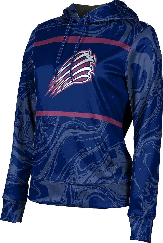 Cherokee Trail High School Girls' Pullover Hoodie, School Spirit Sweatshirt (Ripple)