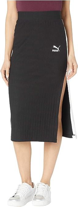 Classics Rib Skirt