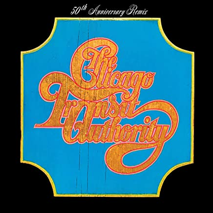 Chicago Transit Authority (50th Anniversary Remix) (Vinyl)