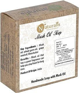 Naturalis Essence of Nature Handmade Musk Soap