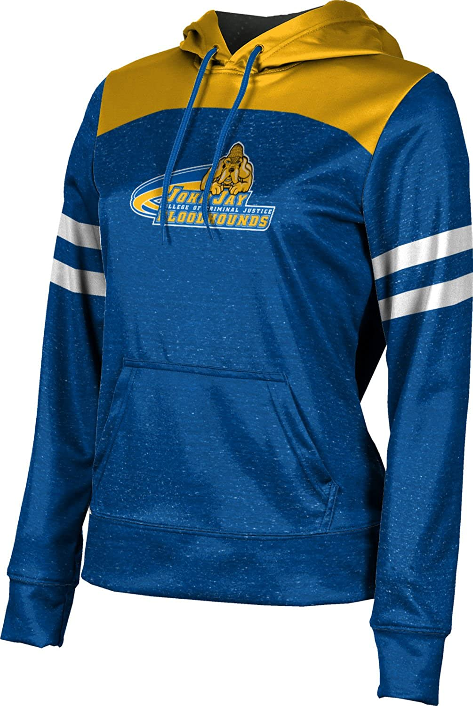 John Jay College of Criminal Justice Girls' Pullover Hoodie, School Spirit Sweatshirt (Gameday)