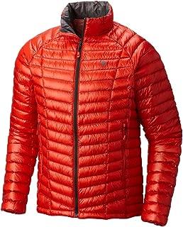 Mountain Hardwear Ghost Whisperer Down Jacket - AW17 - X Large - Orange
