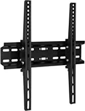 Tilting Flatscreen Wall Mount TV for 30, 32, 37, 39, 40, 42, 43, 47, 49, 50, 55 inch LED, LCD, and Plasma televisions - 77 lbs Capacity, 2