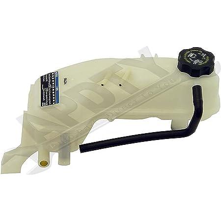 APDTY 714232 Coolant Reservoir Fluid Overflow Plastic Bottle Housing w//Cap Fits Select Saturn SC SC1 SC2 SL SL1 SL2 SW1 SW2 Replaces 21030881