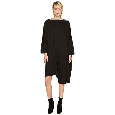 Vivienne Westwood Patron Dolman Sleeveless Dress (Black) Women