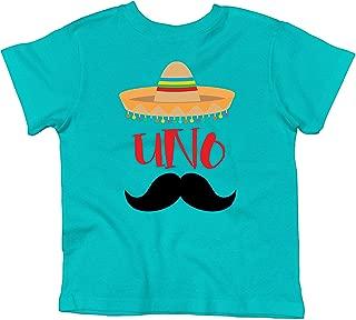 mustache first birthday shirt
