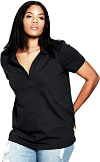 Women's Plus Size Ultimate Polo Tee